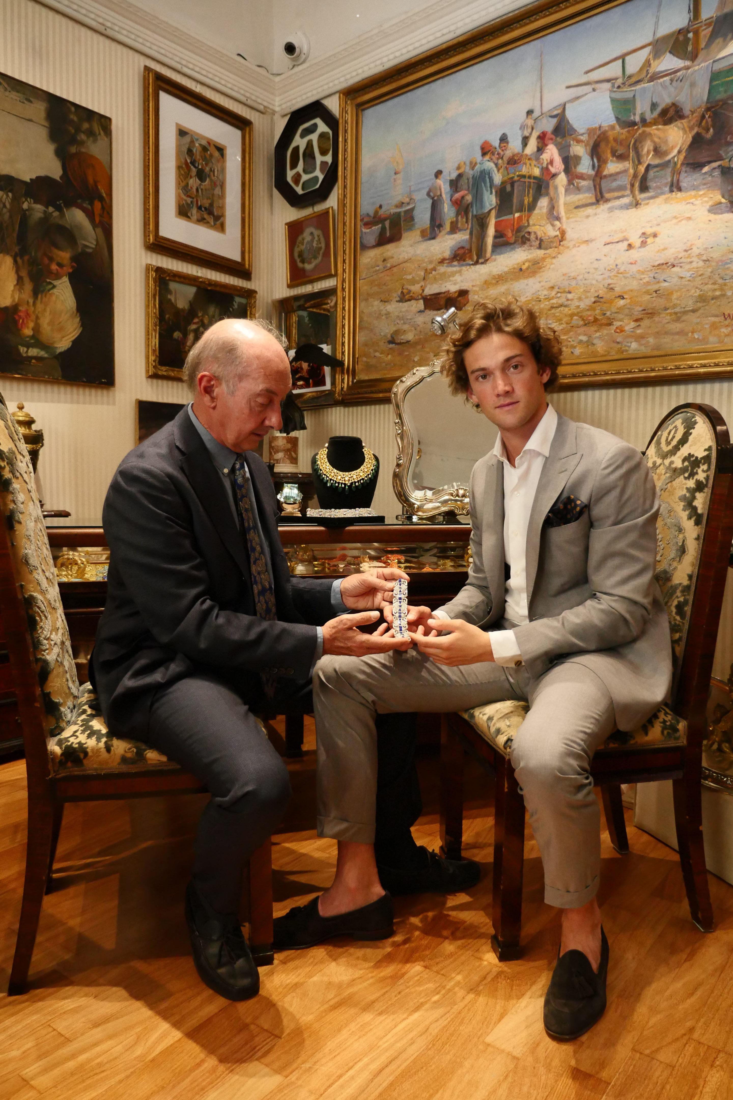 Moda 24 – Carlo Eleuteri: «Così i miei gioielli sfidano la crisi»