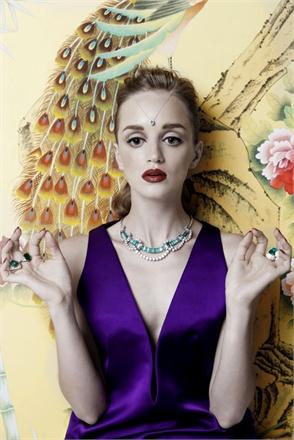 Vogue Gioiello – Green date