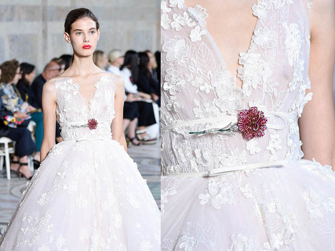 Le Monde – Eleuteri Jewels on Giambattista Valli Haute Couture